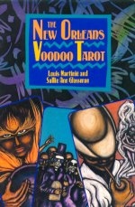 The New Orleans Voodoo Tarot (book cover)